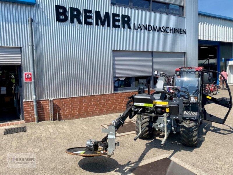 Sonstige Gartentechnik & Kommunaltechnik типа Greentec RI-80 Zaunmäher + HXF 2302-R Multiträger, Gebrauchtmaschine в Asendorf (Фотография 1)