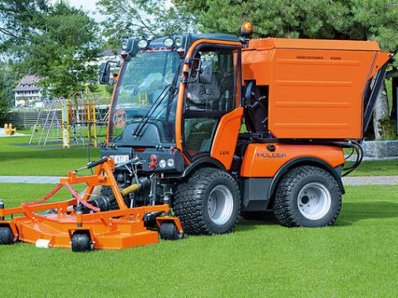 Sonstige Gartentechnik & Kommunaltechnik des Typs Holder C 250 65 70 SC Knicklenker Traktor Schlepper NEU, Neumaschine in Aigen-Schlägl (Bild 1)