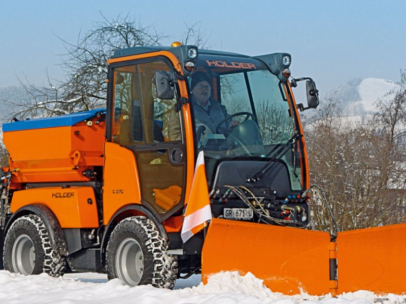 Sonstige Gartentechnik & Kommunaltechnik типа Holder C 350 / C 65 TC / C 70 TC Schlepper Traktor, Neumaschine в Aigen-Schlägl (Фотография 1)