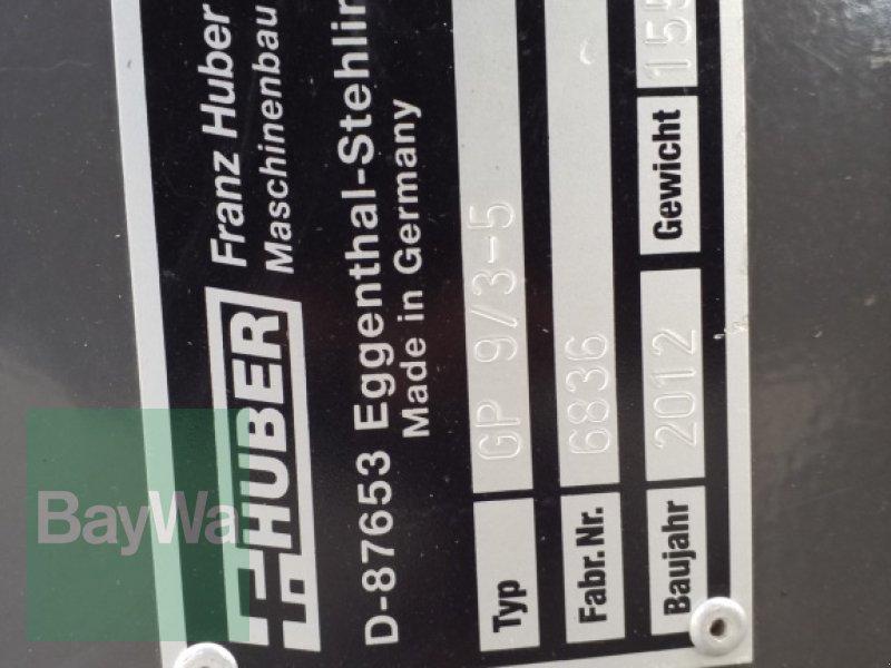 Sonstige Gartentechnik & Kommunaltechnik des Typs Huber Geräteplatte 9/3-5 passend für Fendt 300er CI und SCR, Gebrauchtmaschine in Bamberg (Bild 6)