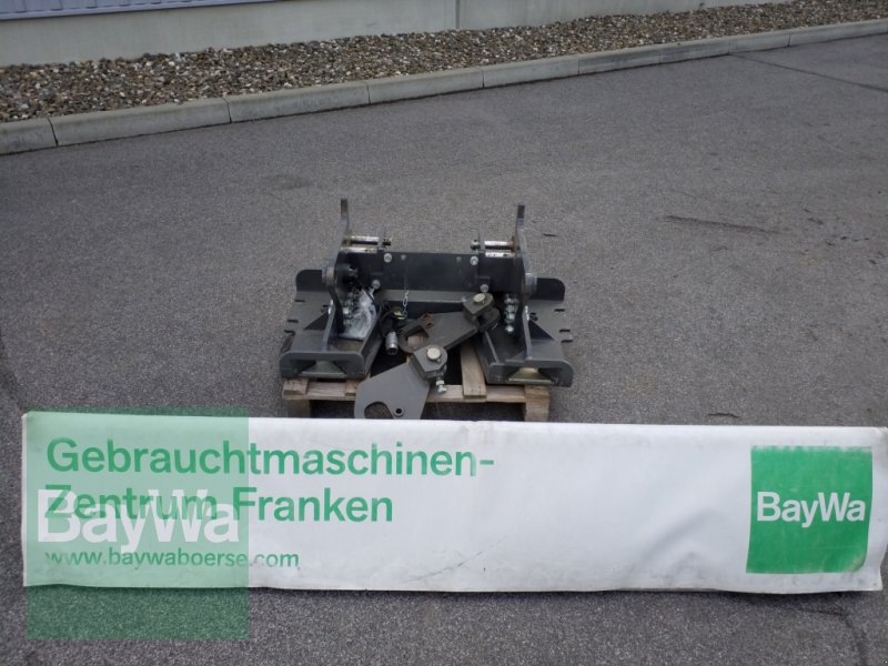 Sonstige Gartentechnik & Kommunaltechnik des Typs Huber Geräteplatte passend für Fendt 300er CI und SCR, Gebrauchtmaschine in Bamberg (Bild 1)