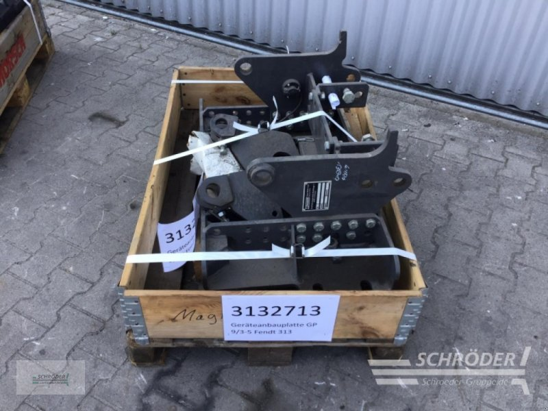 Sonstige Gartentechnik & Kommunaltechnik типа Huber GP 9/3-5, Gebrauchtmaschine в Wildeshausen (Фотография 1)