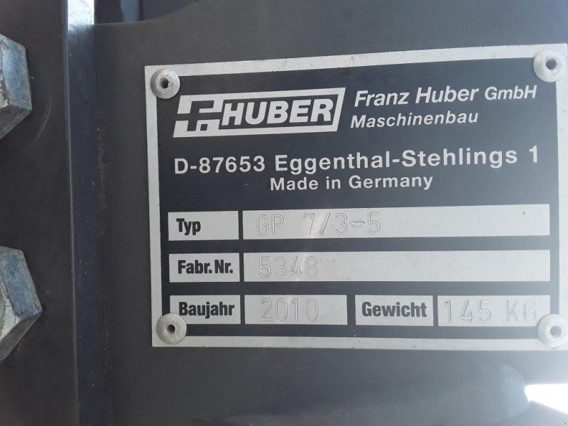 Sonstige Gartentechnik & Kommunaltechnik des Typs Huber Kommunalplatte GP 7/3-5, Gebrauchtmaschine in Adldorf (Bild 3)