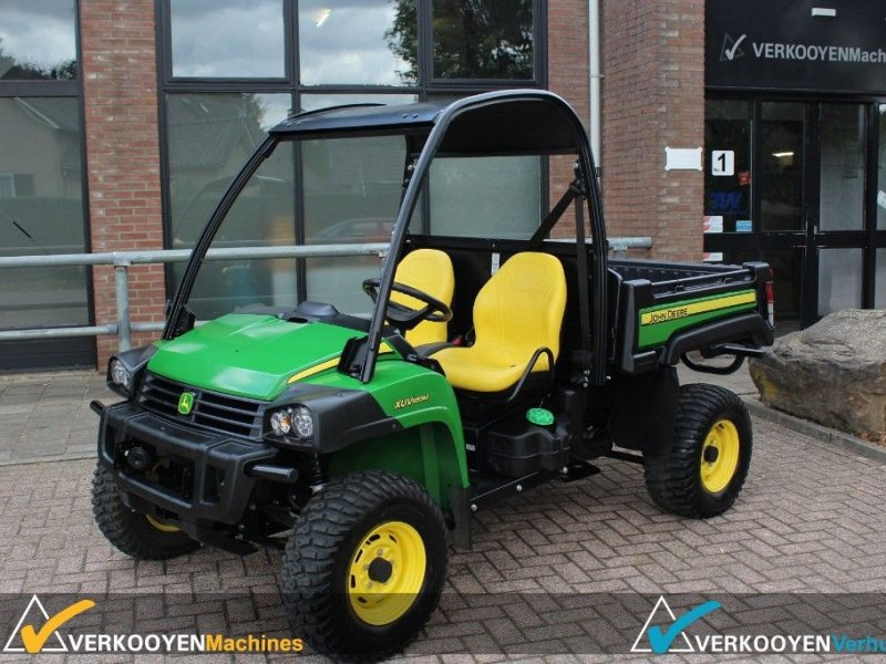 Sonstige Gartentechnik & Kommunaltechnik типа John Deere Gator XUV 855M 4x4, Gebrauchtmaschine в Vessem (Фотография 1)