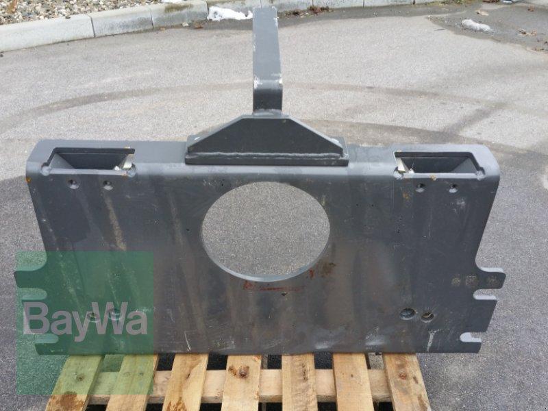 Sonstige Gartentechnik & Kommunaltechnik des Typs Kreuter Geräteplatte 9/3-5 passend für Fendt 300erCI oder SCR, Gebrauchtmaschine in Bamberg (Bild 2)