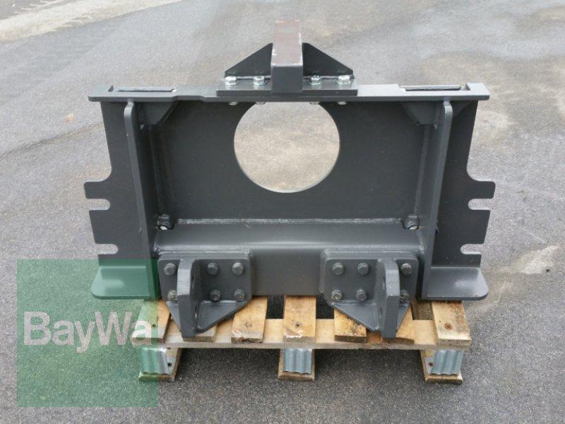 Sonstige Gartentechnik & Kommunaltechnik des Typs Kreuter Geräteplatte 9/3-5 passend für Fendt 300erCI oder SCR, Gebrauchtmaschine in Bamberg (Bild 4)
