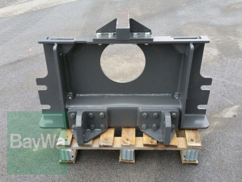 Sonstige Gartentechnik & Kommunaltechnik des Typs Kreuter Kommunalplatte, Anbauplatte, Gebrauchtmaschine in Bamberg (Bild 3)