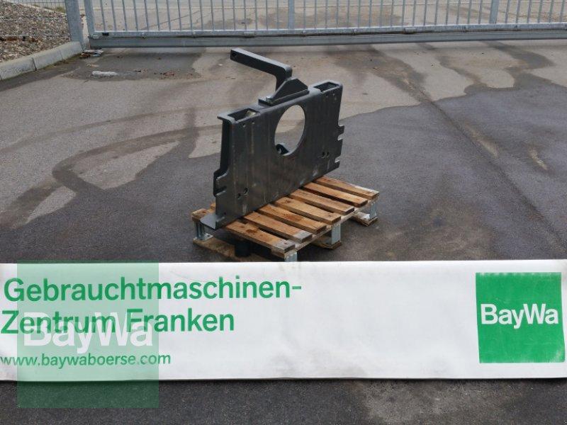 Sonstige Gartentechnik & Kommunaltechnik des Typs Kreuter Kommunalplatte, Anbauplatte, Gebrauchtmaschine in Bamberg (Bild 2)