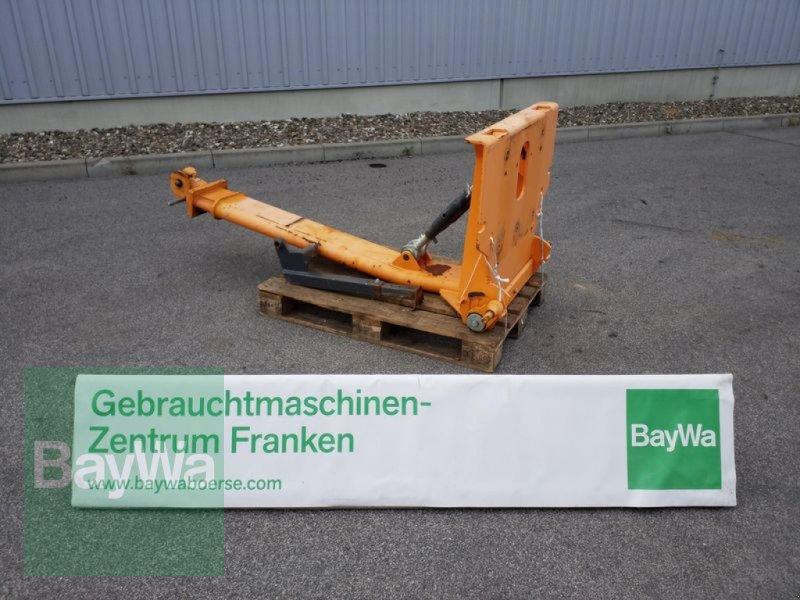 Sonstige Gartentechnik & Kommunaltechnik типа Kreuter SCHUBRAHMEN KREUTER GTX 8.52, Gebrauchtmaschine в Bamberg (Фотография 1)