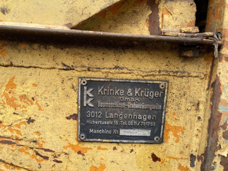 Sonstige Gartentechnik & Kommunaltechnik типа Krinke und Krüger Grabenmähgerät, Gebrauchtmaschine в Burglengenfeld (Фотография 5)