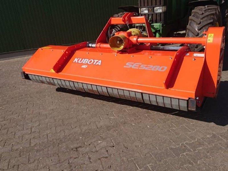 Sonstige Gartentechnik & Kommunaltechnik типа Kubota SE 5280 klepelmaaier, Gebrauchtmaschine в Assen (Фотография 1)