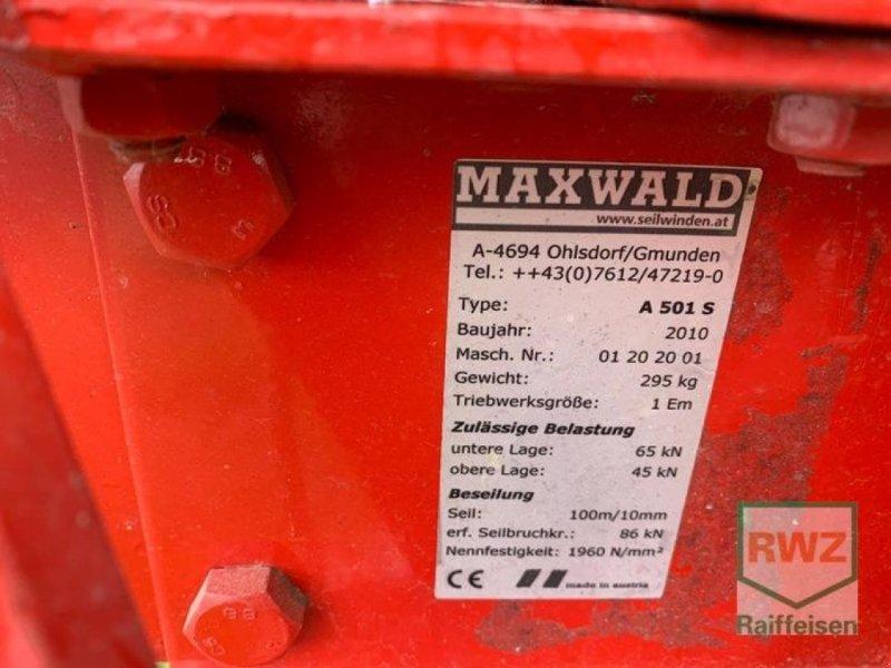 Sonstige Gartentechnik & Kommunaltechnik des Typs Maxwald A 501 S, Gebrauchtmaschine in Diez (Bild 3)