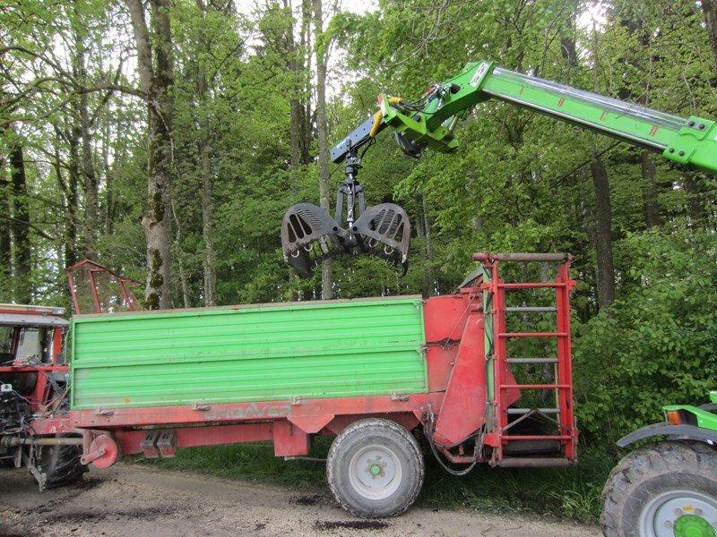 Sonstige Gartentechnik & Kommunaltechnik типа Merlo Sonstiges, Gebrauchtmaschine в Hindelbank (Фотография 1)