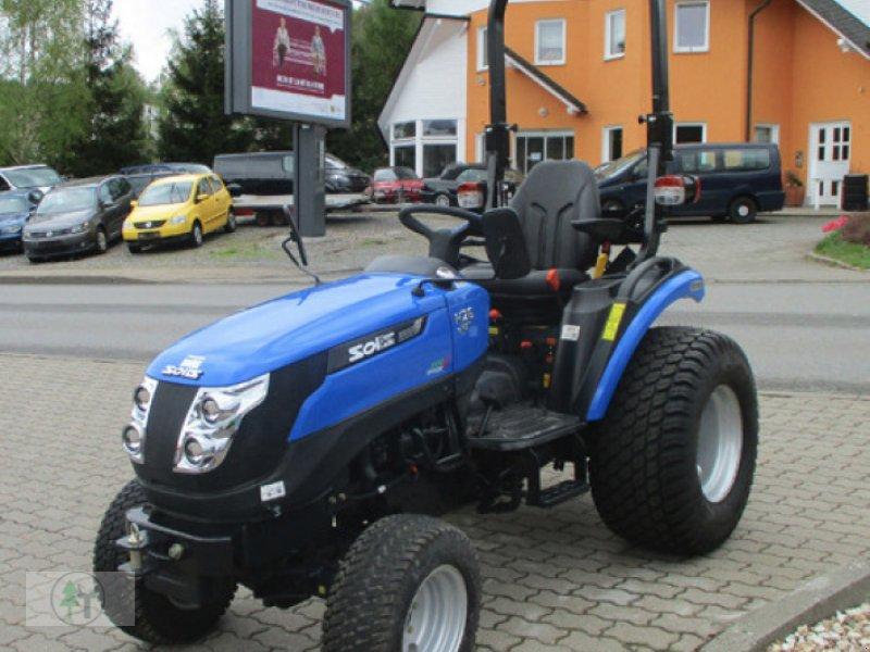 Sonstige Gartentechnik & Kommunaltechnik типа motorgeräte Fritzsch GmbH Kleintraktor SOLIS 26HST Hydro Traktor mit Allrad Rasenbereifung neu (Aufpreis KFZ-Brief), Neumaschine в Schwarzenberg (Фотография 1)