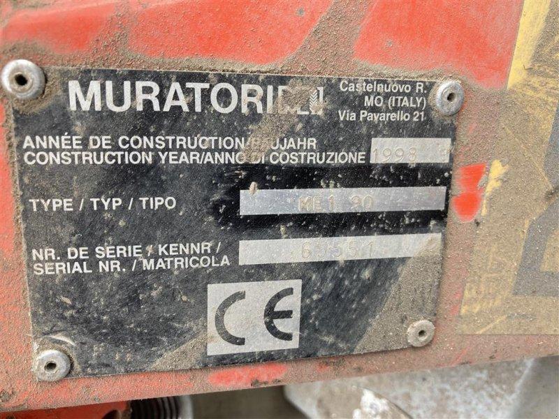 Sonstige Gartentechnik & Kommunaltechnik типа Muratori ME Med rørpakvalse, Gebrauchtmaschine в Sabro (Фотография 3)