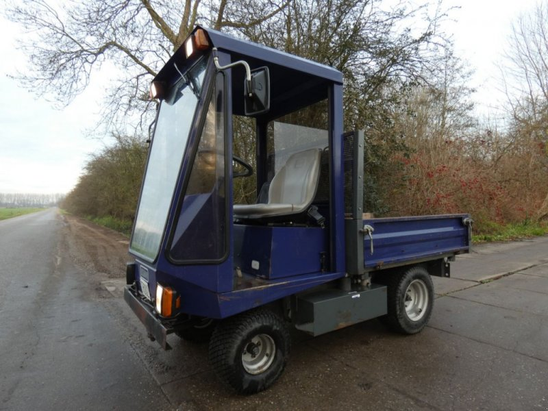 Sonstige Gartentechnik & Kommunaltechnik типа Nimos Micro-Trac, Gebrauchtmaschine в Klarenbeek (Фотография 1)