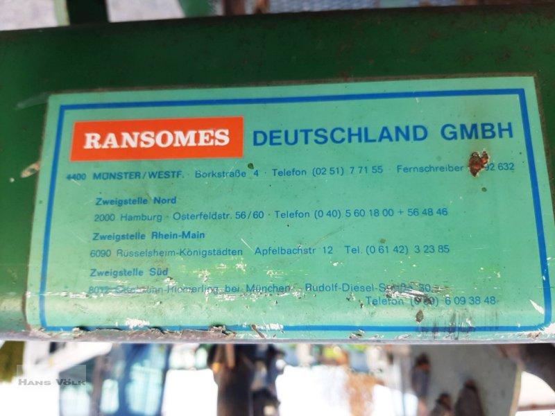Sonstige Gartentechnik & Kommunaltechnik des Typs Ransomes Aerifizierwalze TM80, Gebrauchtmaschine in Antdorf (Bild 7)