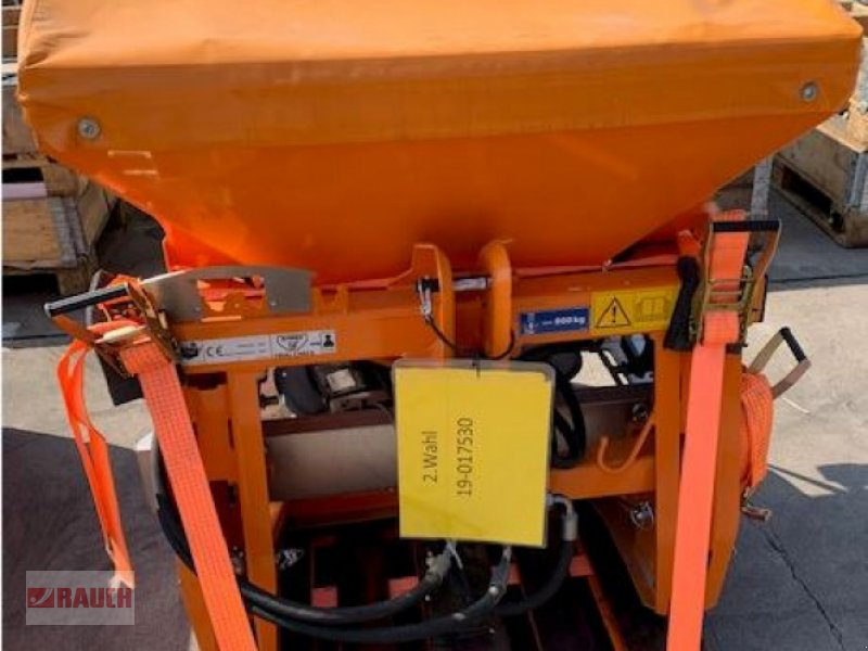 Sonstige Gartentechnik & Kommunaltechnik des Typs Rauch AXEO 2.1 C-100, Gebrauchtmaschine in Sinzheim (Bild 1)