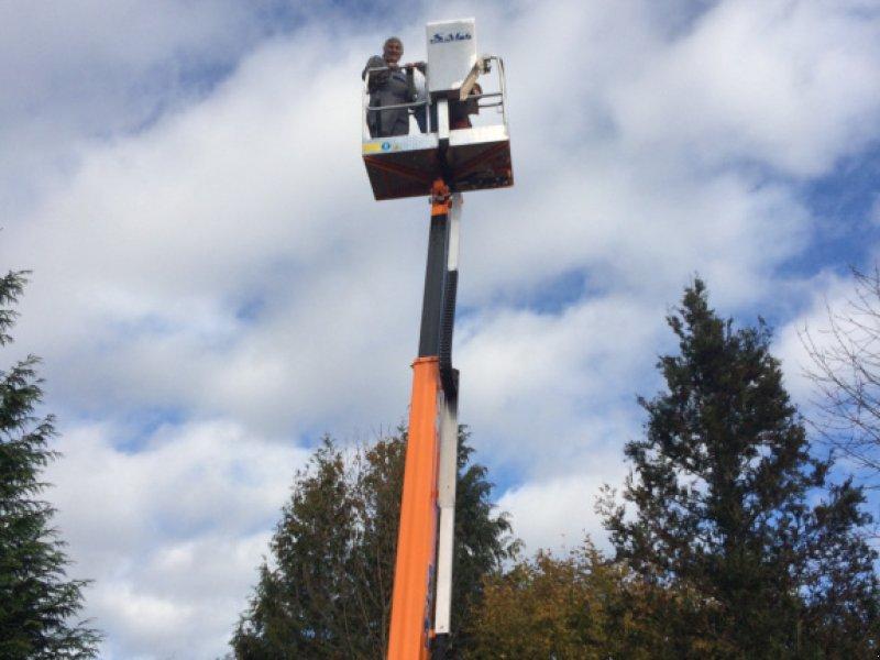 Sonstige Gartentechnik & Kommunaltechnik des Typs SAFI Hubsteiger SC 11, Gebrauchtmaschine in Steinheim (Bild 2)