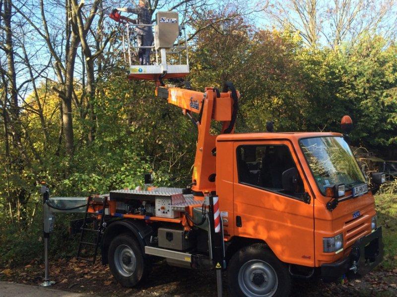Sonstige Gartentechnik & Kommunaltechnik des Typs SAFI Hubsteiger SC 11, Gebrauchtmaschine in Steinheim (Bild 5)