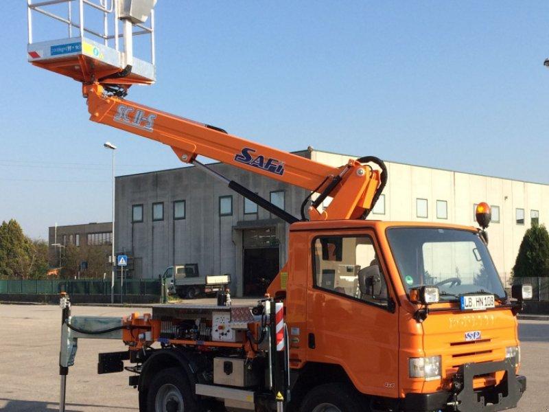 Sonstige Gartentechnik & Kommunaltechnik des Typs SAFI Hubsteiger SC 11, Gebrauchtmaschine in Steinheim (Bild 8)