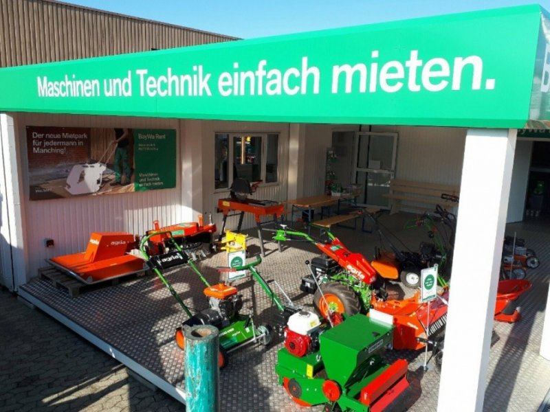 Sonstige Gartentechnik & Kommunaltechnik des Typs Sembdner Rasenbaumaschine RS 60 N, Neumaschine in Manching (Bild 3)
