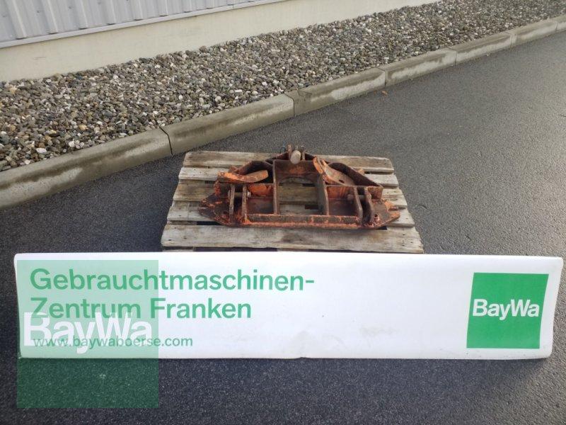 Sonstige Gartentechnik & Kommunaltechnik des Typs Sonstige Anbauplatte/Kommunalplatte passend für MF 5455, Gebrauchtmaschine in Bamberg (Bild 1)