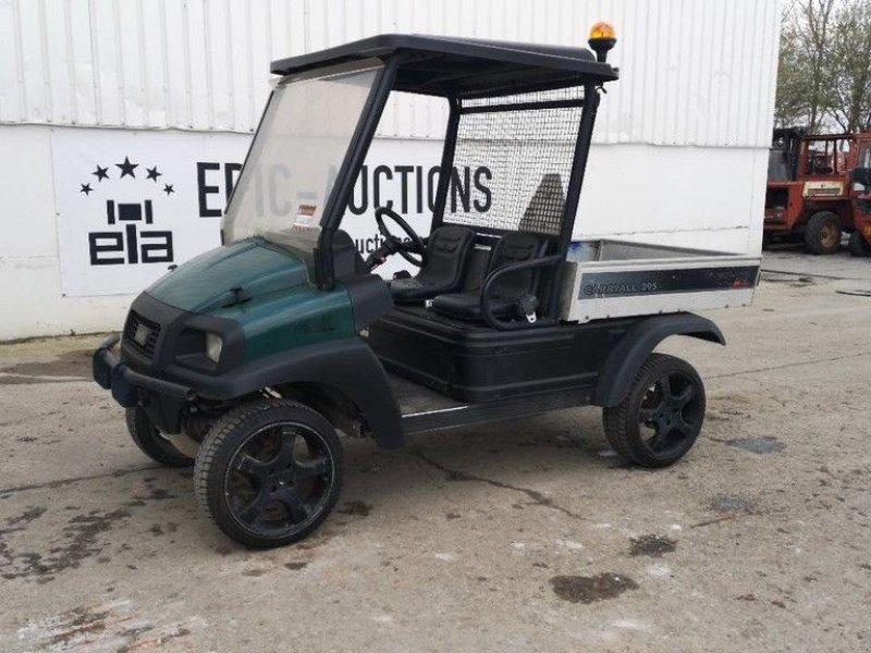 Sonstige Gartentechnik & Kommunaltechnik типа Sonstige Club Car Carryall 4x4, Gebrauchtmaschine в Leende (Фотография 1)