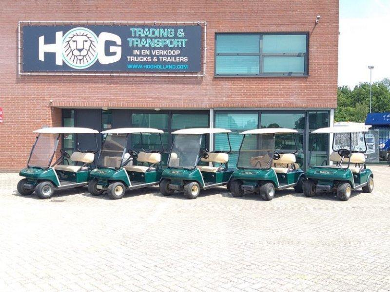 Sonstige Gartentechnik & Kommunaltechnik типа Sonstige Club-car DS benzine FLEETSALE!!, Gebrauchtmaschine в Heijen (Фотография 1)