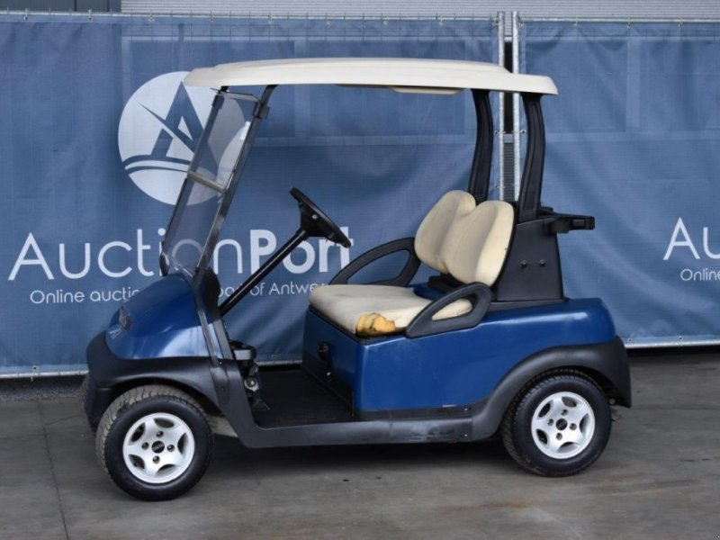 Sonstige Gartentechnik & Kommunaltechnik типа Sonstige Club-car Golfkar, Gebrauchtmaschine в Antwerpen (Фотография 1)