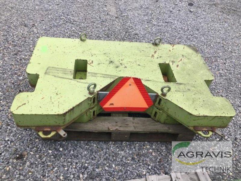 Sonstige Gartentechnik & Kommunaltechnik типа Sonstige GEWICHTSPLATTEN, Gebrauchtmaschine в Olfen  (Фотография 1)