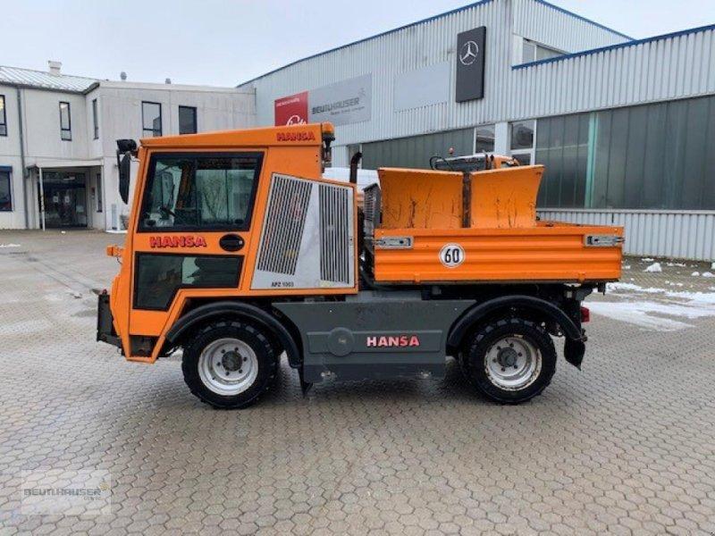 Sonstige Gartentechnik & Kommunaltechnik типа Sonstige Hansa APZ 1003 Transporter Geräteträger Kleinfahrzeug, Gebrauchtmaschine в Hagelstadt (Фотография 1)