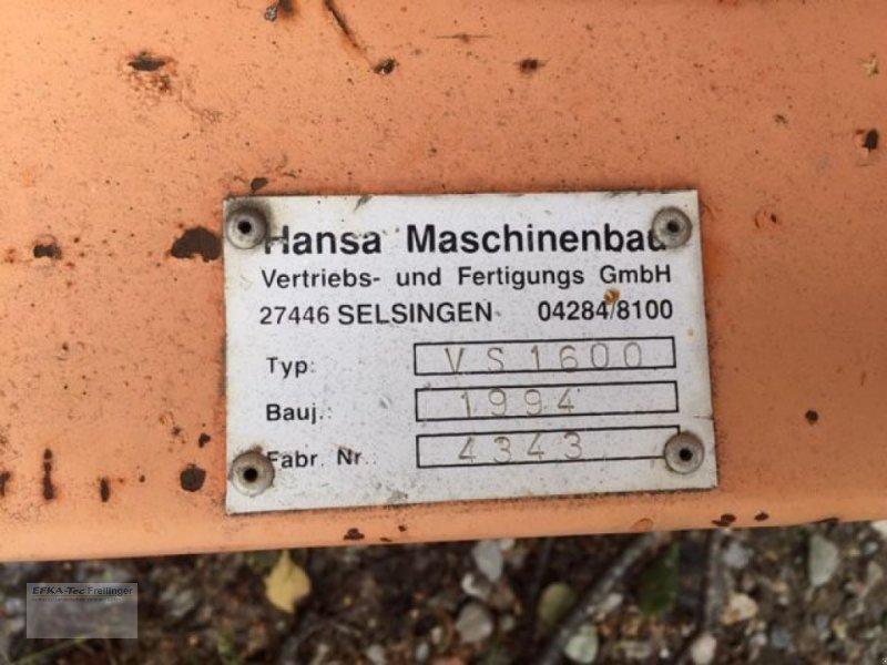 Sonstige Gartentechnik & Kommunaltechnik типа Sonstige Hansa Typ APZ 1003H, Gebrauchtmaschine в Obing (Фотография 12)