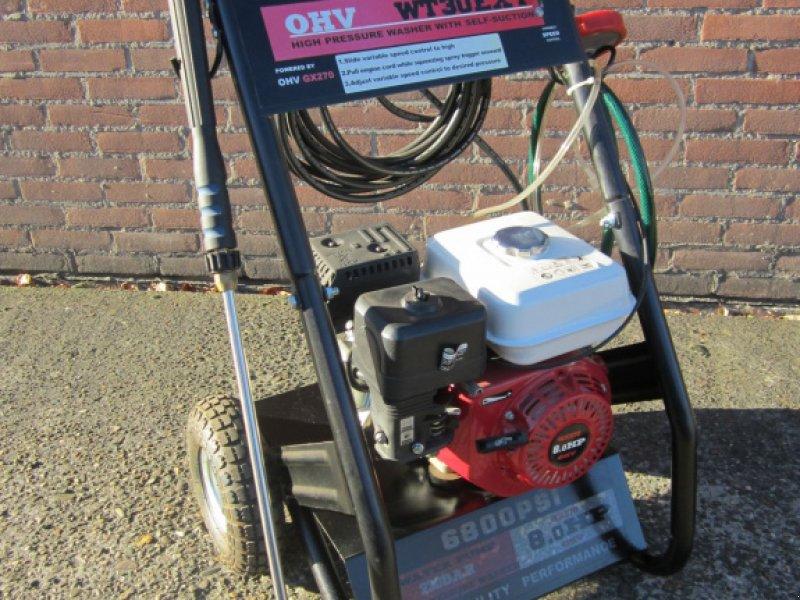 Sonstige Gartentechnik & Kommunaltechnik типа Sonstige Hogedrukspuit met motor, Gebrauchtmaschine в Maartensdijk (Фотография 1)