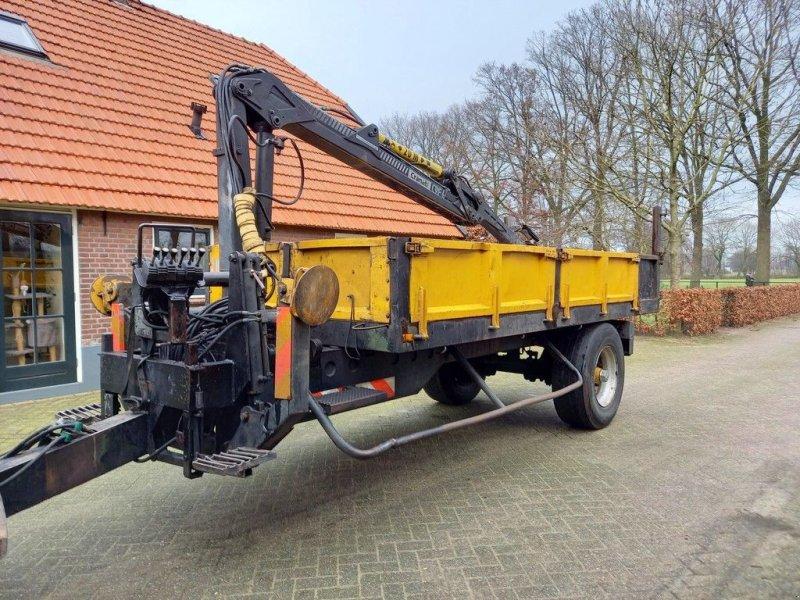 Sonstige Gartentechnik & Kommunaltechnik типа Sonstige kipper met kraan kipper met cranab kraan, Gebrauchtmaschine в Lunteren (Фотография 1)