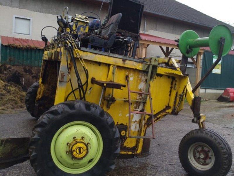 Sonstige Gartentechnik & Kommunaltechnik типа Sonstige Kompostwender, Gebrauchtmaschine в Mesikon (Фотография 4)