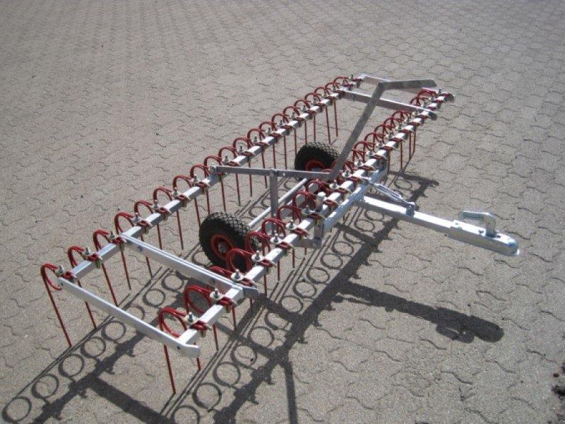 Sonstige Gartentechnik & Kommunaltechnik типа Sonstige KT112 GÅRDSPLADSRIVE, Gebrauchtmaschine в Thisted (Фотография 1)