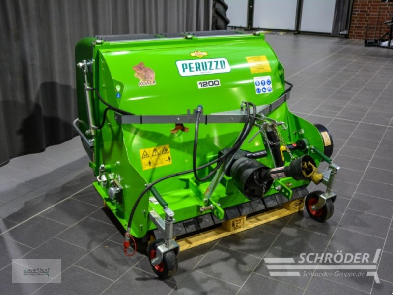 Sonstige Gartentechnik & Kommunaltechnik типа Sonstige Peruzzo - Mähcontainer Koala 1, Gebrauchtmaschine в Wildeshausen (Фотография 1)