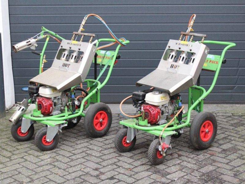 Sonstige Gartentechnik & Kommunaltechnik типа Sonstige Weedcontrol Air Trolly Pack onkruidbrander / Wildk, Gebrauchtmaschine в Geldermalsen (Фотография 1)