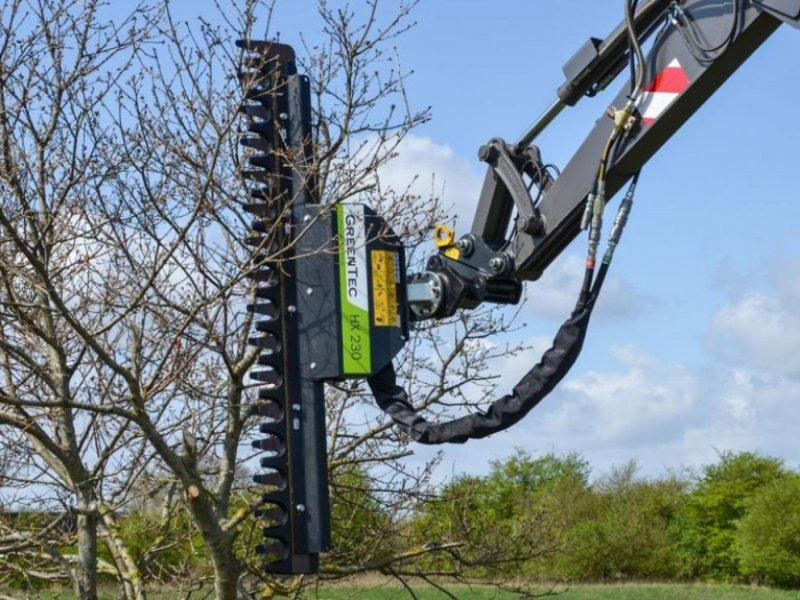 Sonstige Gartentechnik & Kommunaltechnik типа Spearhead HX170, Gebrauchtmaschine в Hadsten (Фотография 1)