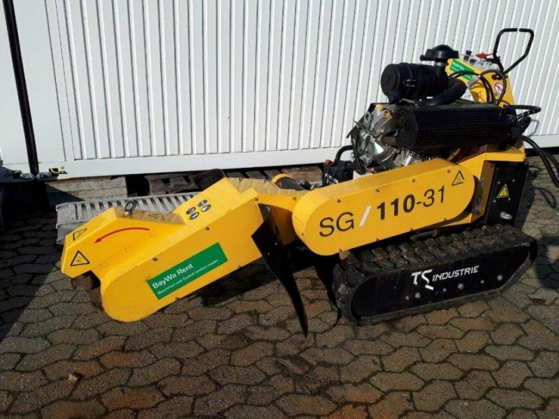 Sonstige Gartentechnik & Kommunaltechnik des Typs TS Industrie SG/110-31, Gebrauchtmaschine in Manching (Bild 1)