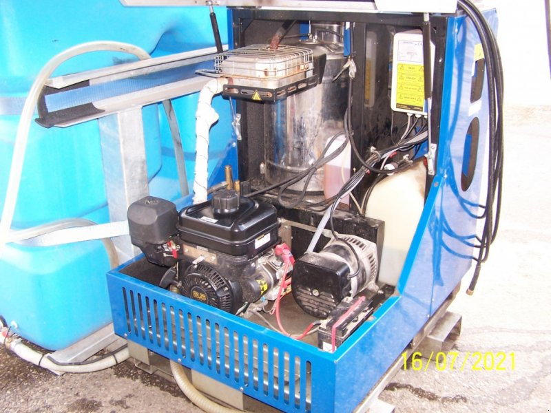 Sonstige Gartentechnik & Kommunaltechnik des Typs Wave Mid Serie 22/8 Unkrautvernichter Heißwasser, Gebrauchtmaschine in Murnau (Bild 3)