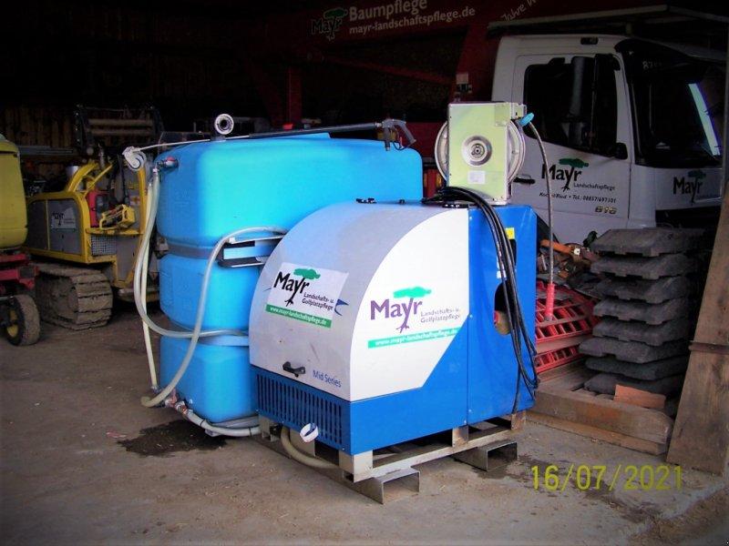 Sonstige Gartentechnik & Kommunaltechnik des Typs Wave Mid Serie 22/8 Unkrautvernichter Heißwasser, Gebrauchtmaschine in Murnau (Bild 10)