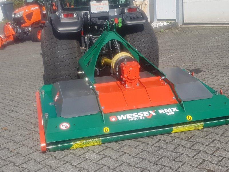 Sonstige Gartentechnik & Kommunaltechnik des Typs Wessex RMX180, Neumaschine in Olpe (Bild 1)