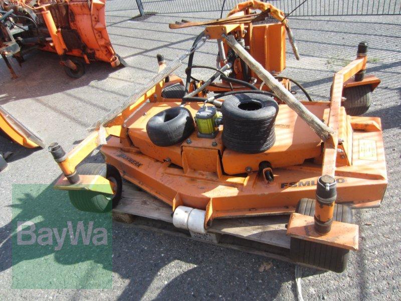 Sonstige Gartentechnik & Kommunaltechnik des Typs Wicke FSML 150, Gebrauchtmaschine in Neumark (Bild 1)