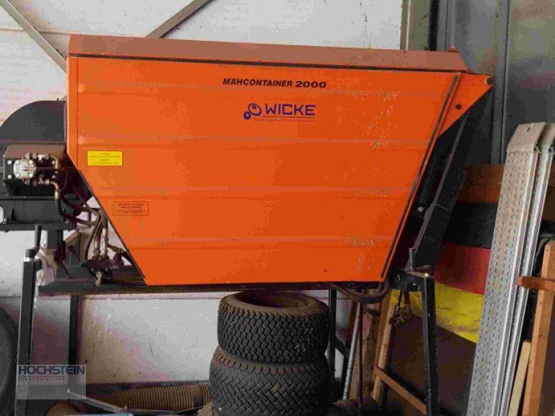 Sonstige Gartentechnik & Kommunaltechnik типа Wicke MC 1000/1500/2000, Gebrauchtmaschine в Heidelberg - Rohrbach Süd (Фотография 1)