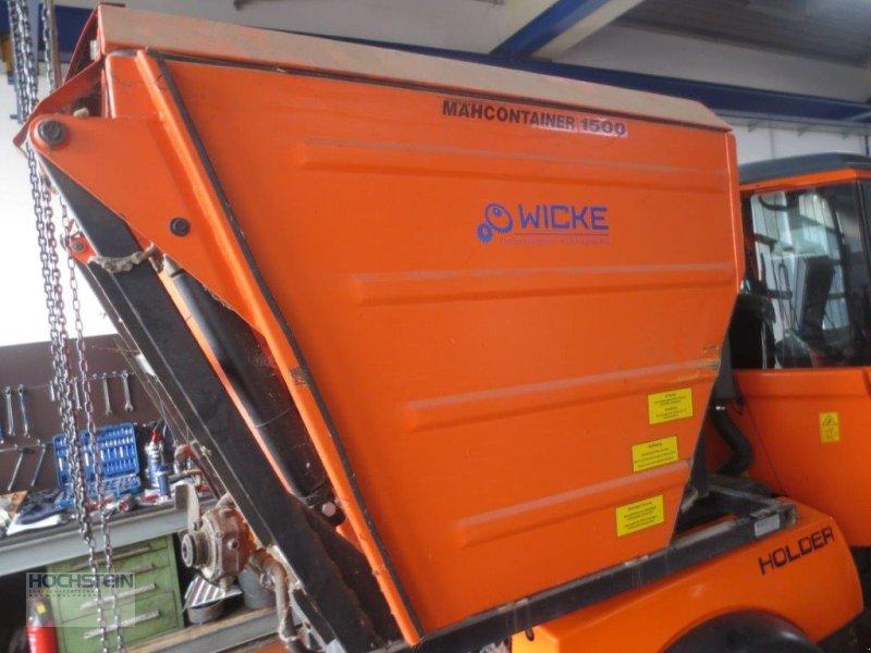 Sonstige Gartentechnik & Kommunaltechnik типа Wicke MC 1500, Gebrauchtmaschine в Heidelberg - Rohrbach Süd (Фотография 1)