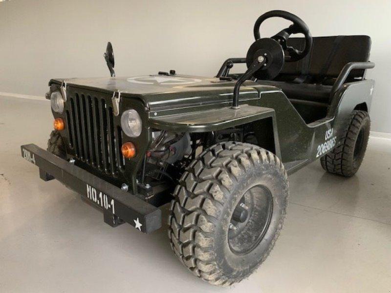 Sonstige Gartentechnik & Kommunaltechnik des Typs Wilms Wilis Jeep Junior, Gebrauchtmaschine in Schutterzell (Bild 1)
