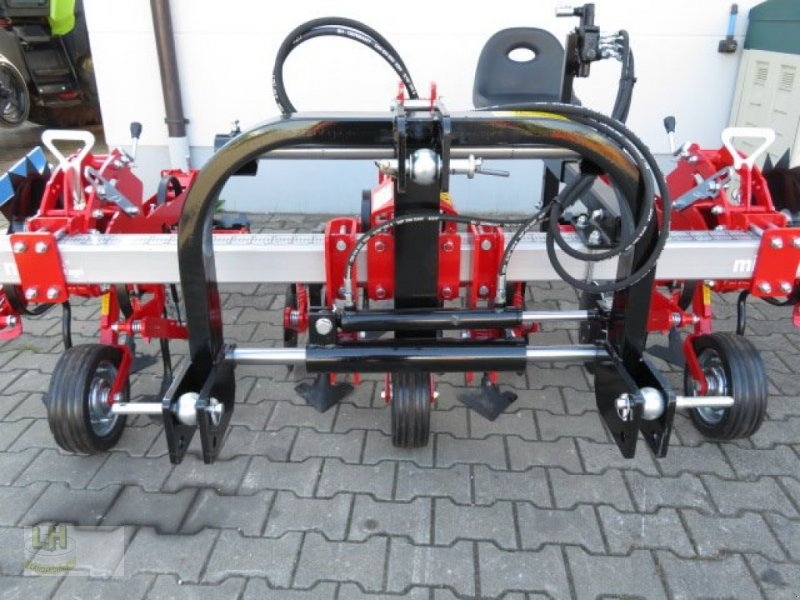 Sonstige Gemüsetechnik a típus Harlander Hackmaschine -Erdbeeren 2-reihig, Neumaschine ekkor: Aresing (Kép 1)
