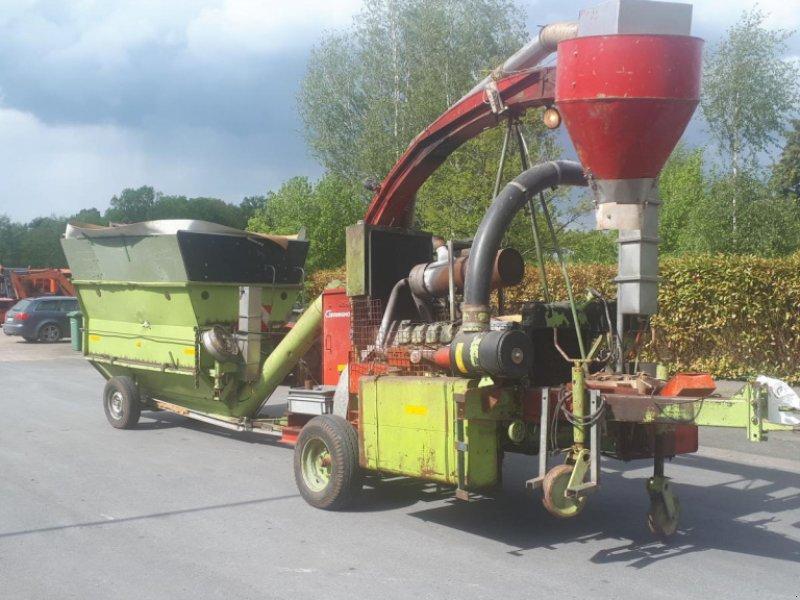 Sonstige Getreidelagertechnik tipa Geringhoff Mühle MCX 241 mit Mercedesmotor, Gebrauchtmaschine u Rheda-Wiedenbrück (Slika 1)